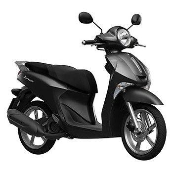 Xe Máy Yamaha Janus Standard 2018 - Đen