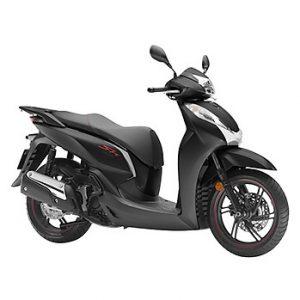Xe Máy Honda SH 300i ABS Việt Nam 2018 - Xám Đen
