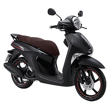 Xe Máy Yamaha Janus Limited Premium - Đen