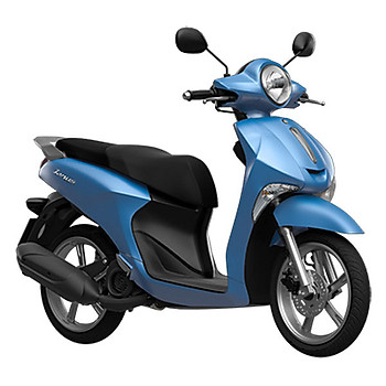 Xe Máy Yamaha Janus Standard 2018 - Xanh Ngọc