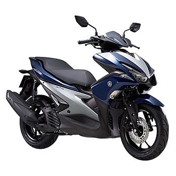 Xe Máy Yamaha NVX 125 Deluxe - Xanh Tím