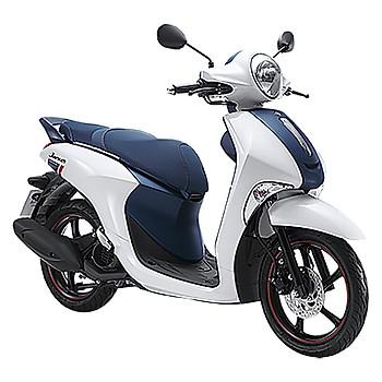 Xe Máy Yamaha Janus Limited Premium - Trắng Xanh Tại Cần Thơ