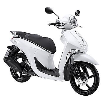 Xe Máy Yamaha Janus Premium 2018 - Trắng Tinh