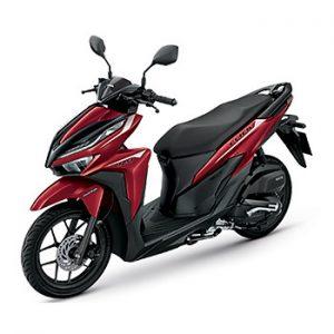 Xe Máy Honda Click 125I Vành Đúc 2019 - Hàng Nhập Khẩu