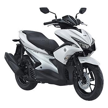 Xe Máy Yamaha NVX 155 Premium - Trắng