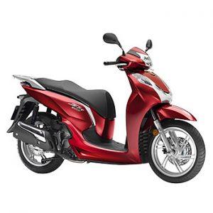 Xe Máy Honda SH 300i ABS Việt Nam 2018 - Đỏ Đen