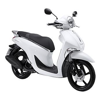 Xe Máy Yamaha Janus Bản Đặc Biệt - Trắng ngọc trai