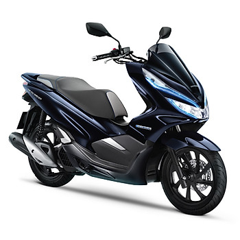 Xe Máy Honda PCX Hybrid - Xanh Đen