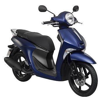 Xe Máy Yamaha Janus Premium 2017 - Xanh