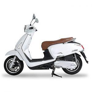 Xe Máy KYMCO Like 125 Phanh ABS - Trắng