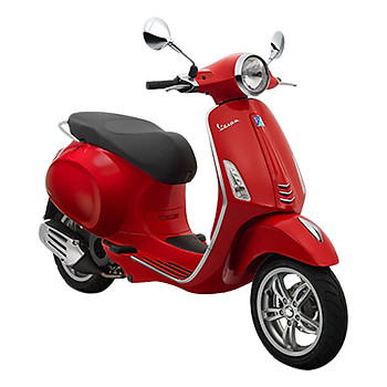 Xe Máy Vespa Primavera I-Get ABS - Đỏ sần