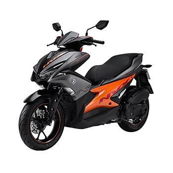 Xe Máy Yamaha NVX 125 Deluxe - Cam Đen Xám