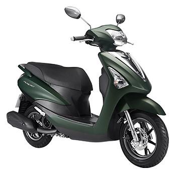 Xe Máy Yamaha Acruzo Deluxe - Rêu Tại Cần Thơ