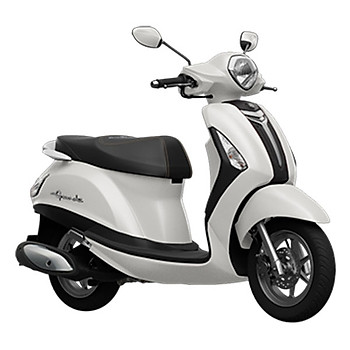 Xe Máy Yamaha Grande Premium - Trắng
